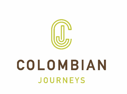 Logotipo Colombian Journeys